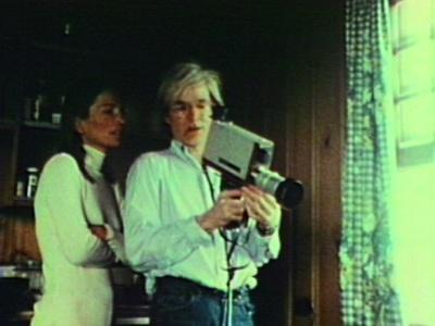Cenas da Vida de Andy Warhol: Amizades e Interseções   Still do filme