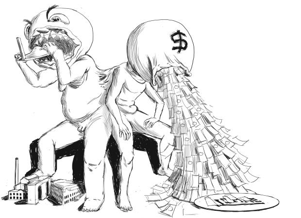 Ilustra Editorial # 19 Diego Amorim