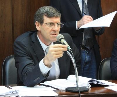 Proponente do PL, deputado estadual Gilmar Sossela.