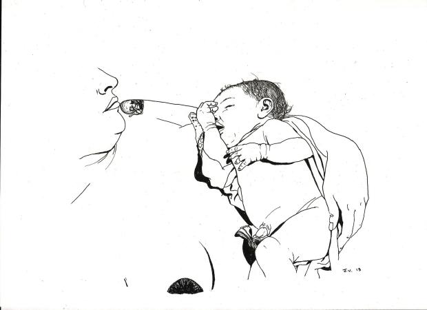Ilustra Juliana Veloso